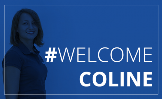 Welcome Coline