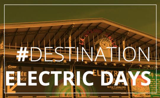 Destination Electric Days